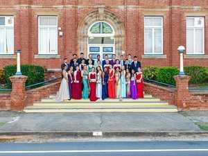 GALLERY: Glitz and glamour at Mt Morgan High formal