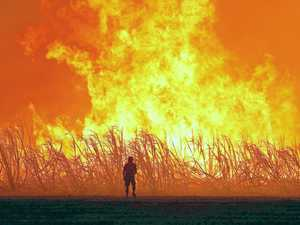 Cracking cane fires as season about to end