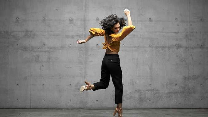 Former Yamba dancer Janessa Dufty will present her choreographic work Telopea as part of Sydney Dance Company's New Breed