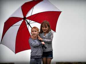 SEVERE THUNDERSTORMS: Bureau warns of damaging winds ahead