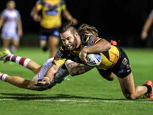Wolves on the hunt in return to Coast A-grade