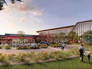 New look for Kingaroy Hospital revealed
