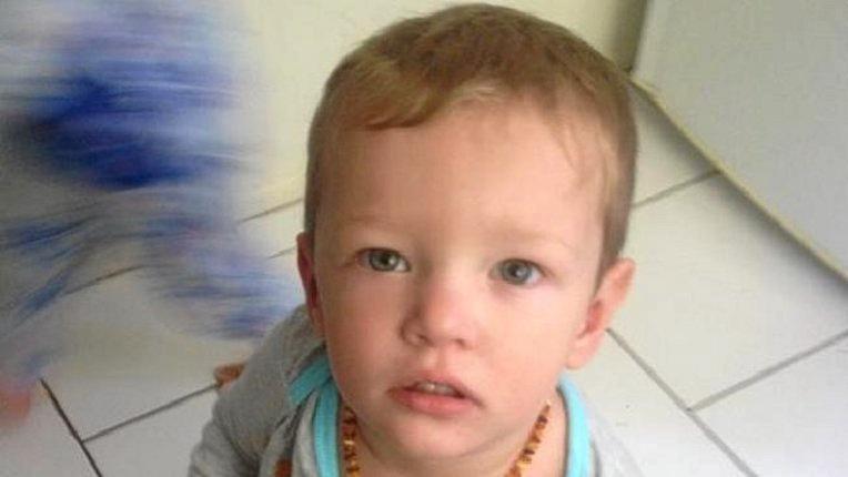 Child homicide victim Mason Jet Lee.