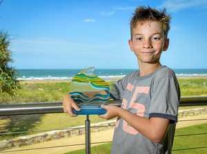 Sid's straw success wins reef award
