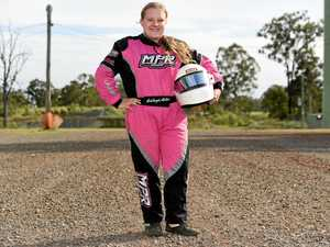 New car to power Ashleigh's push in junior sedans