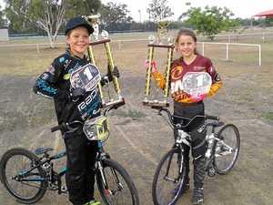 Biloela rider takes on world