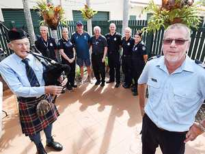 Fraser Coast cop hangs hat after 42 years in service