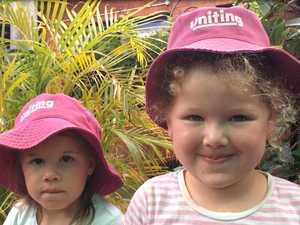 Sophia and Amelia share their new language skills