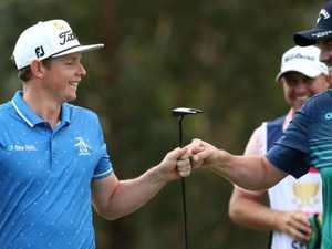 Jarrod Lyle's part in Aussies' opening blitz
