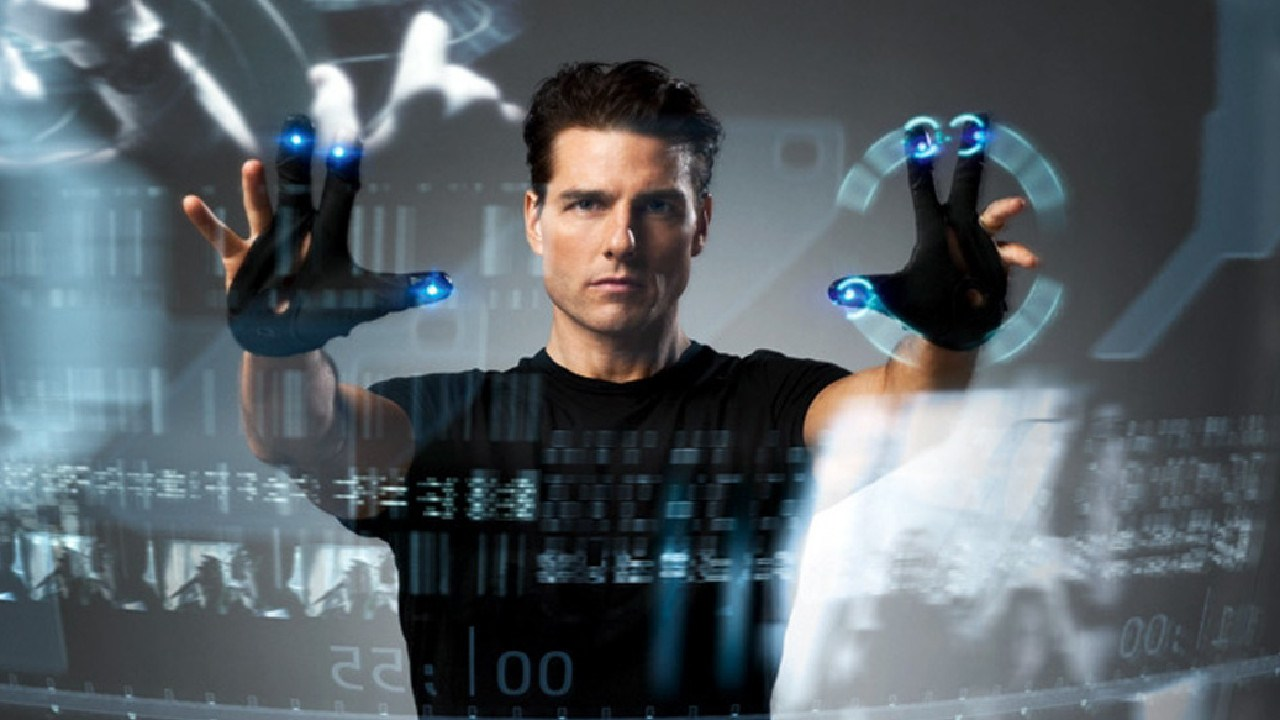 In Minority Report, Tom Cruise's character worked for the 'PreCrime Division'. Picture: Supplied