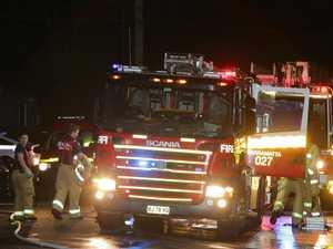 Drug den found after fire destroys Sydney house
