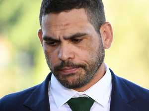 Greg Inglis pleads guilty to drink-driving