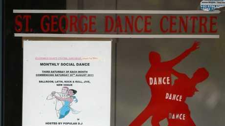 The alleged assault took place at a Sydney dance school. Picture: John Grainger