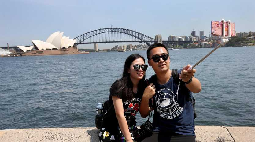 Australians can buy local insurance coverage for relatives visiting from overseas. Picture: Stephen Cooper