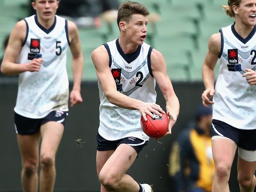 Sam Walsh is at the top of a talented list.
