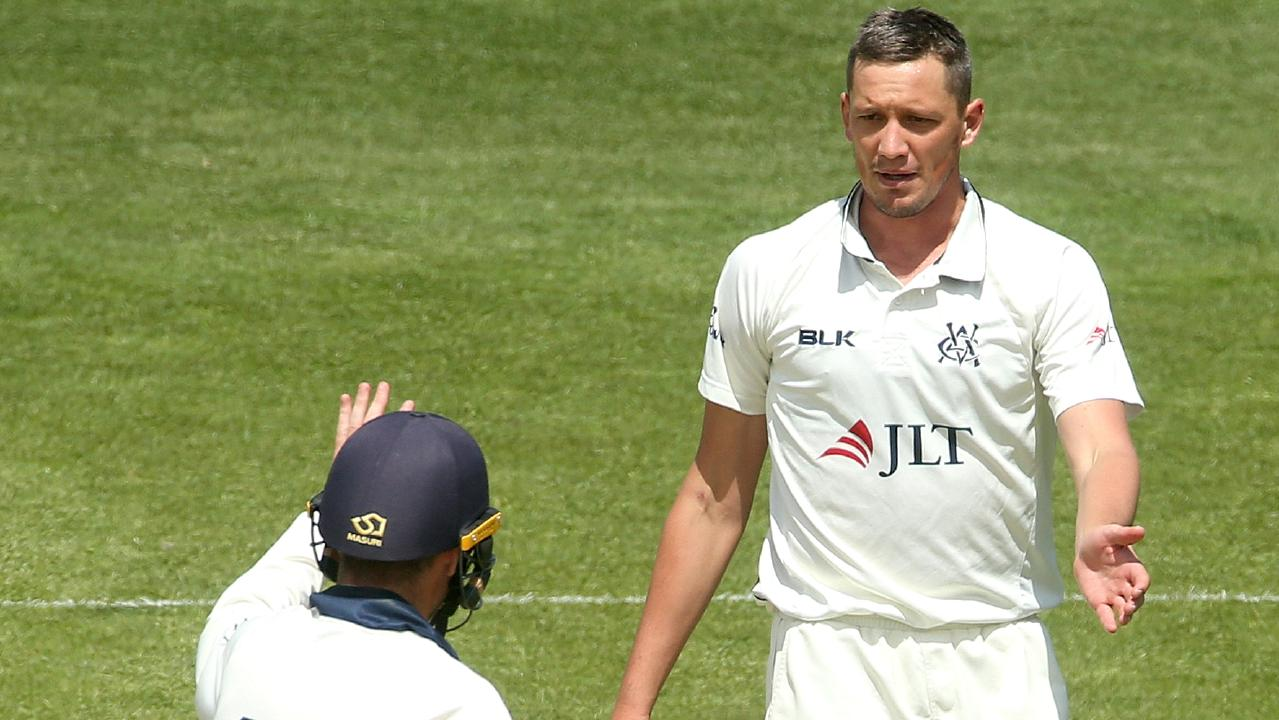 Hussey was particularly happy with the call-ups for Chris Tremain and Marcus Harris.