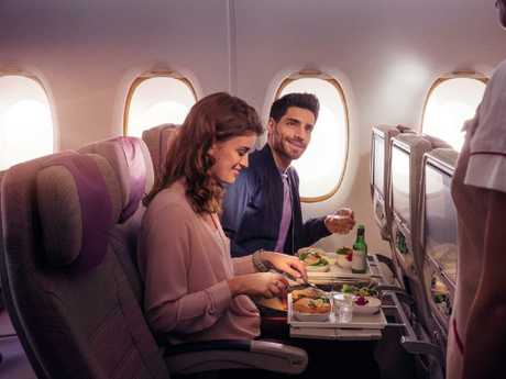 Score cheap flights with Emirates.
