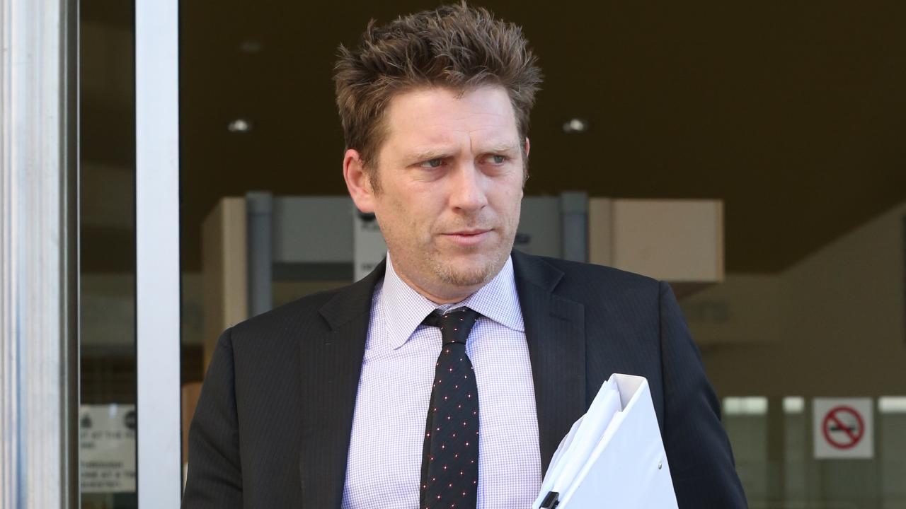 Trinh's Lawyer Nick Dore.