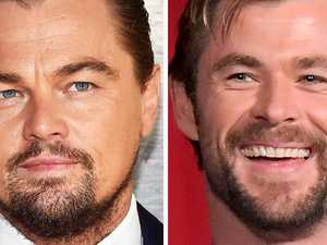 DiCaprio snubs Hemsworth, twice