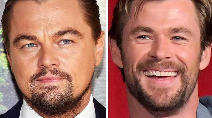 Leo snubbed our Chris.