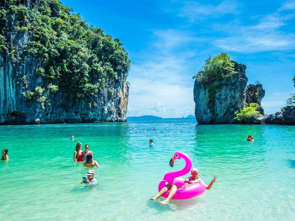 Intrepid is cutting fares for Thailand cruises. Picture: Ryan Bolton / Intrepid Travel