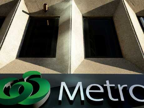 But Woolworths has had Metro small format stores on the ground for years. Picture: AAP Image/Joel Carrett.