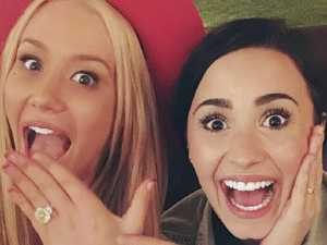 Why Demi's ditched BFFs Iggy, Selena