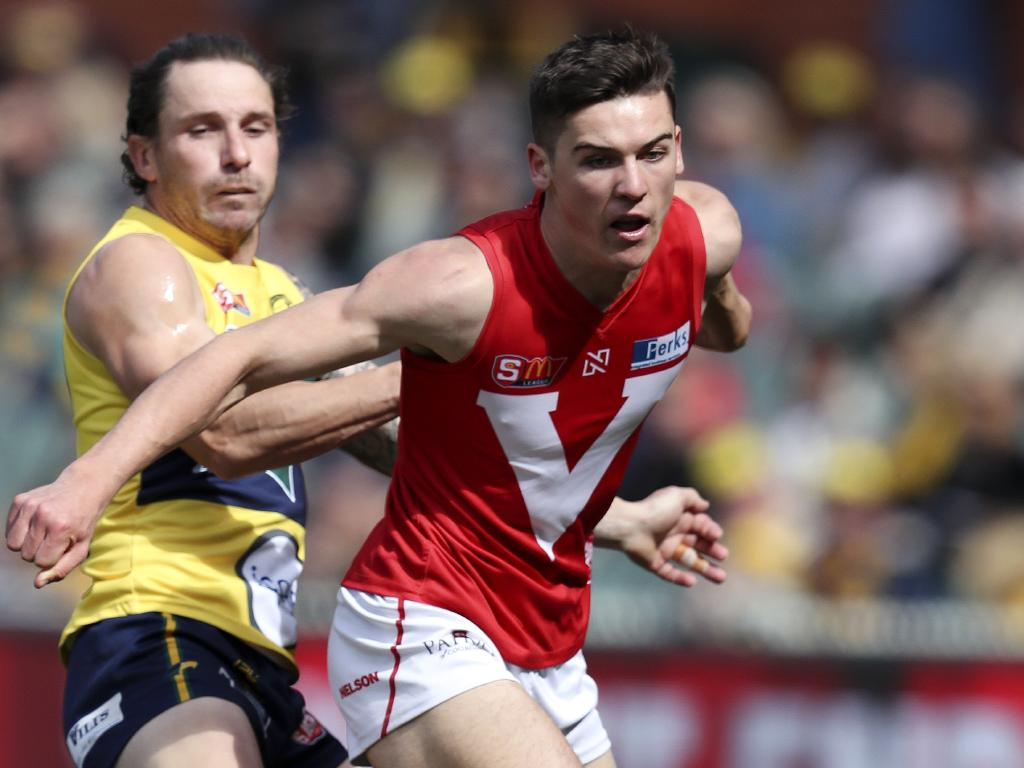Connor Rozee has impressed in the SANFL.