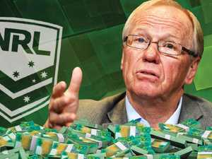 Surprising salary Beattie earns as rugby league boss