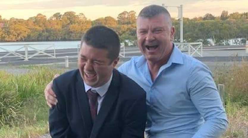Dad's plea for son. Picture: Scott Eagar/Facebook