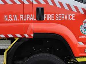 Fire crews make headway with bushfire near Wooli