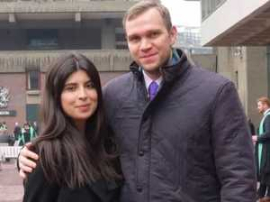 Jailed UK student's wife 'fears for his safety'