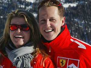 Haunting Schumacher video revealed
