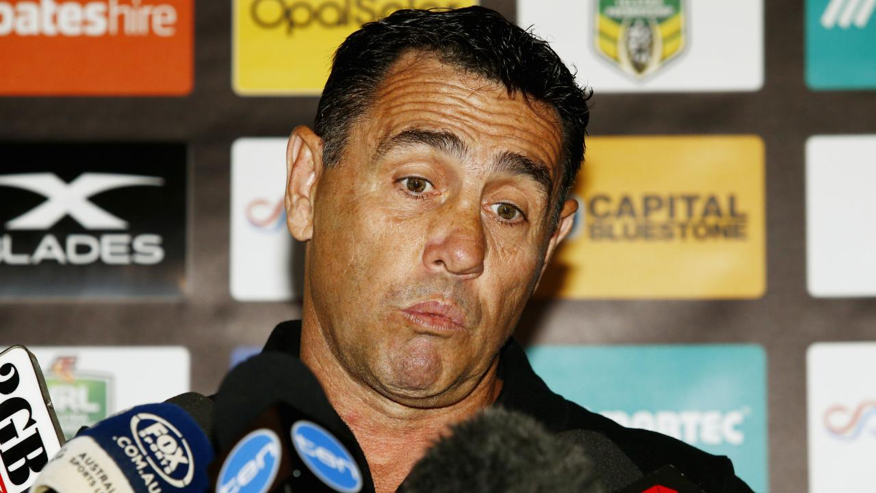 Shane Flanagan says he was counting on Valentine Holmes.