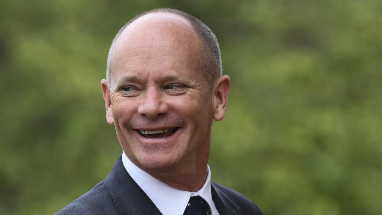 Former premier Campbell Newman. Picture: AAP Image/Lukas Coch