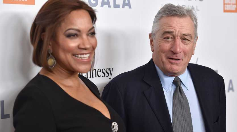 Grace Hightower and Robert De Niro were married for two decades. Picture: Getty Images