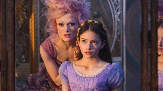 The Sugar Plum Fairy as mentor