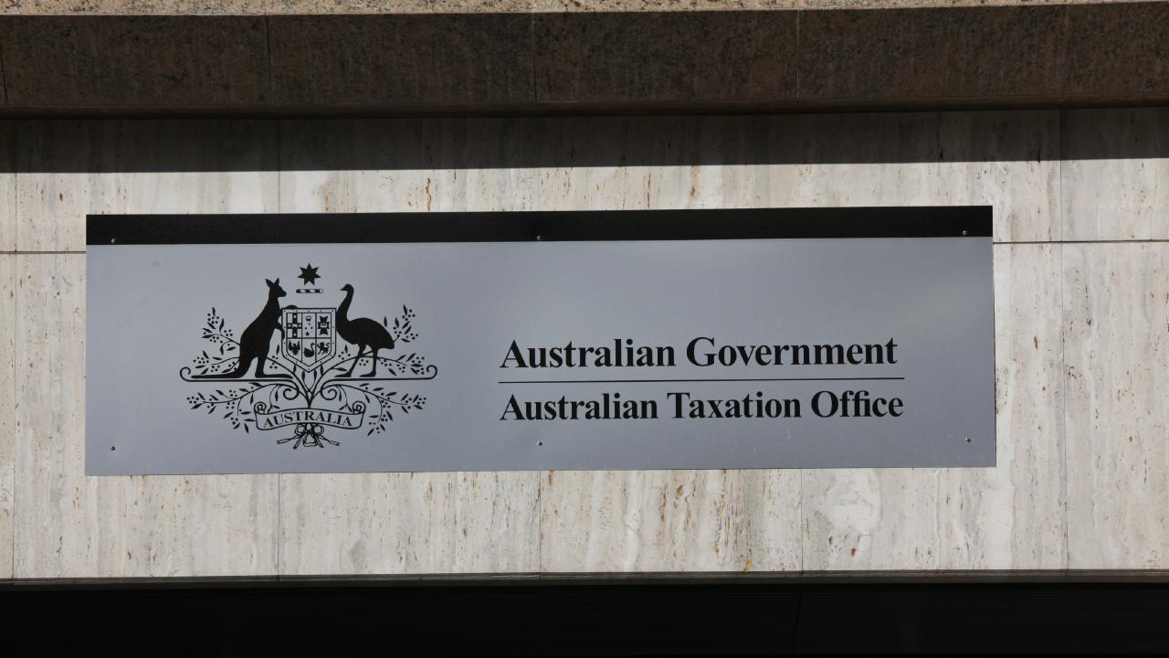 The ATO says the best way to manage a scam call is to hang up and report the number. Picture: AAP