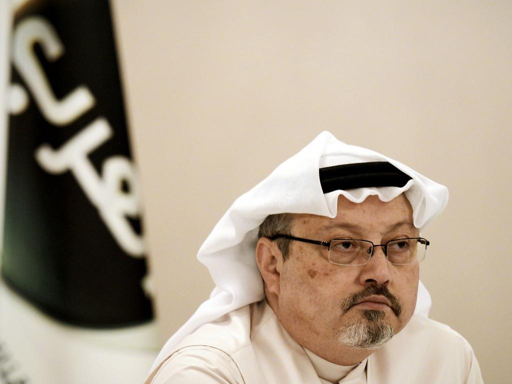 Journalist Jamal Khashoggi suffered a gruesome death. Picture: AFP