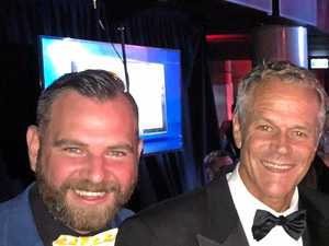 Nathan Fleming wins at the Adventure Tourism Awards