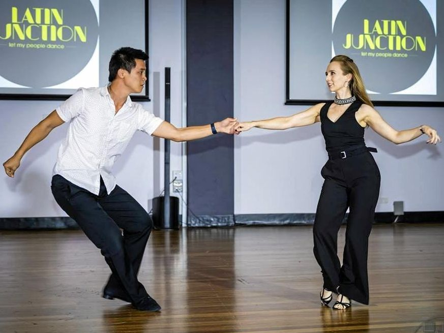 CHANCE TO DANCE: West Coast Swing will be coming to Airlie Beach in December.