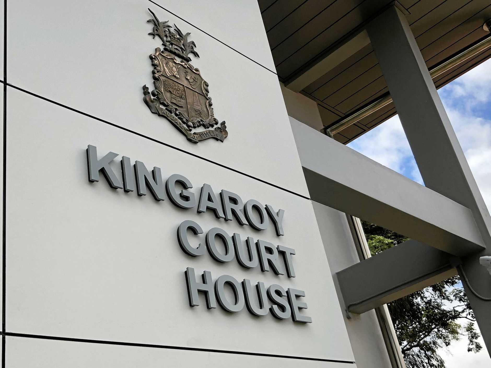 Kingaroy District Court was held on November 15.
