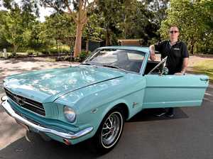 Show and shine: Step back in time with Mustang 'Lil'