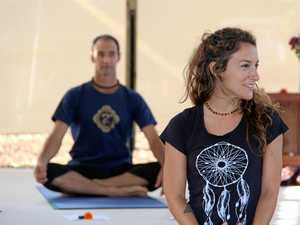 This one's not your average yoga event
