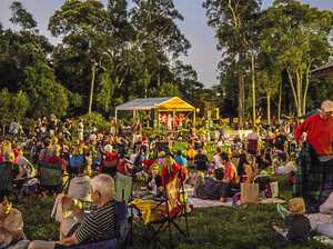 Christmas in Cooroy starts Friday