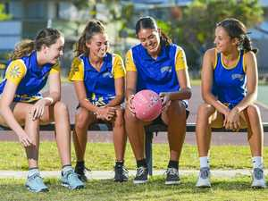 LISTEN: Coach praises Gladstone netball talent as a whole