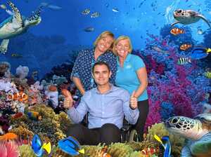 Free entry to Sea Life for those with physical disability