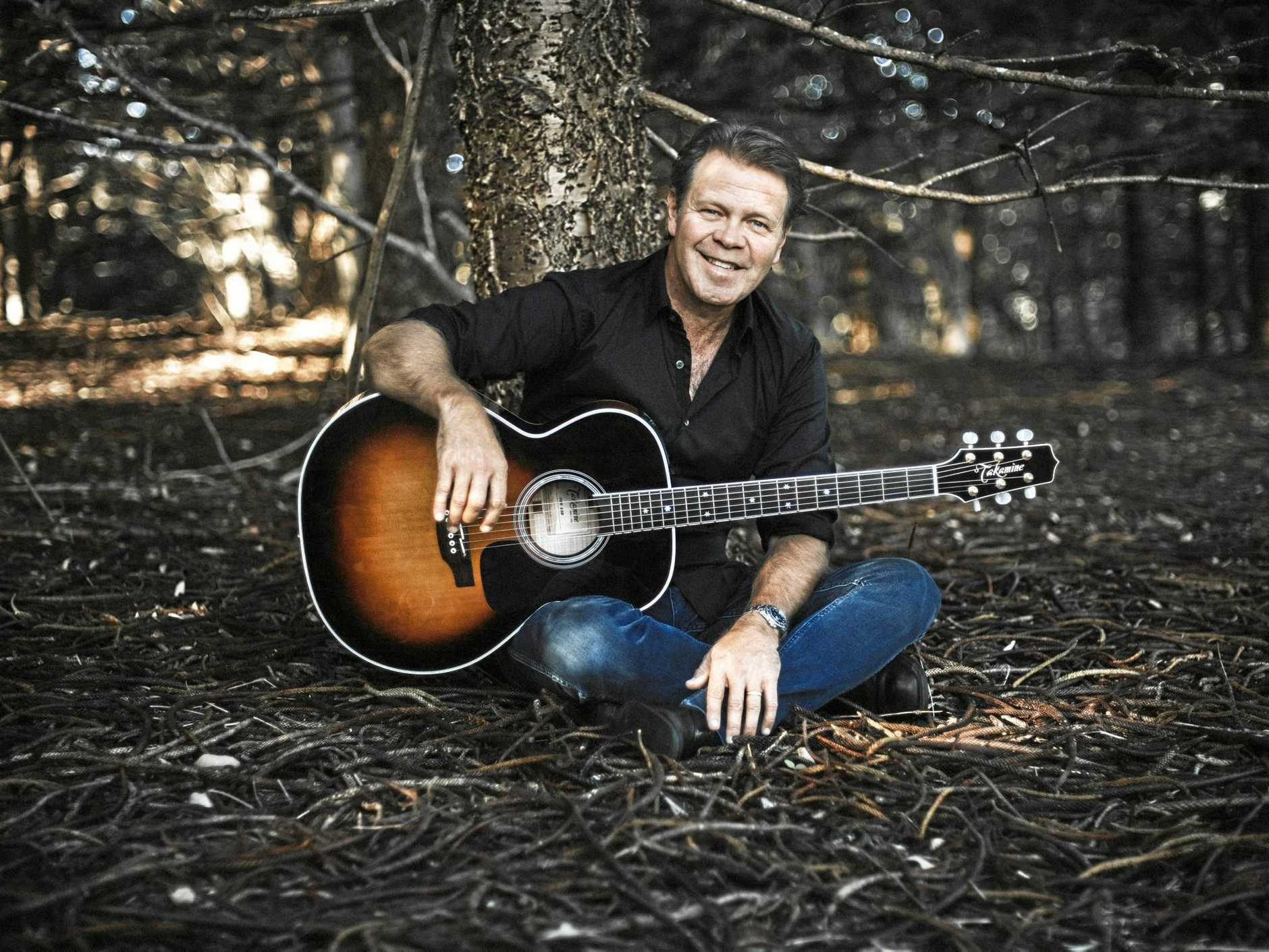 TOURING: Troy Cassar-Daley's celebrates HIS Greatest Hits milestone with a Ballina show next year.