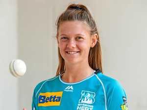 Burnett cricketer scores Big Bash signing