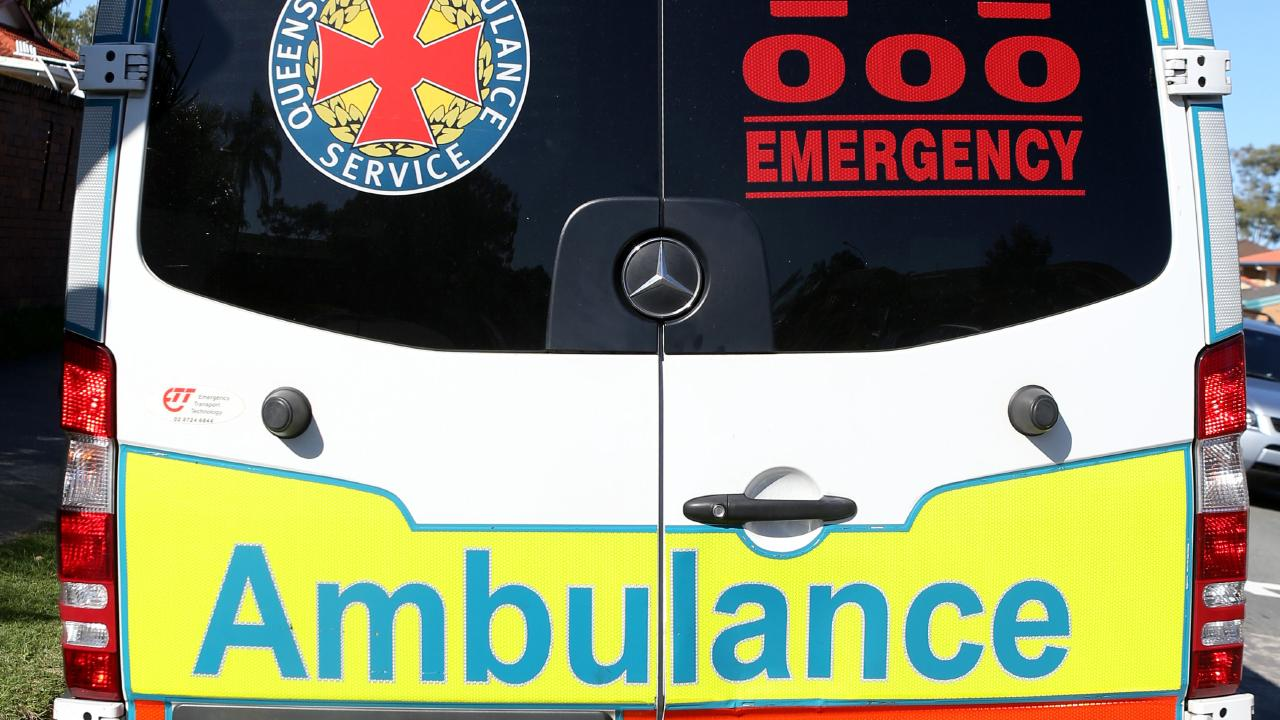 CRASH: A teen was transported to Dalby Hospital overnight.